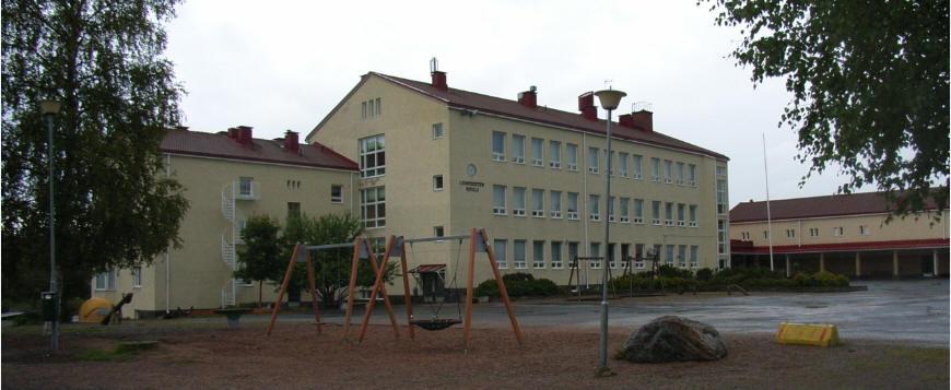 Lempoisten koulu lempäälä